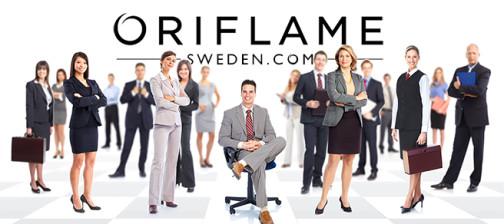 Бизнес с компанией Орифлейм